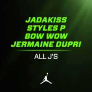 Jadakiss, Styles P, Bow Wow & Jermaine Dupri - All J's
