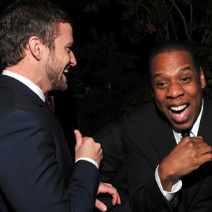 Justin Timberlake Brings Jay-Z & Timbaland Out In Concert, Premieres New Album Tracks