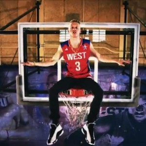 "Macklemore & Ryan Lewis - ""Wings (2013 NBA All-Star Weekend Edition)"""