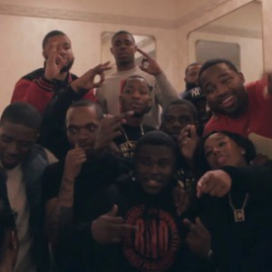 "Meek Mill f. Lee Mazin & Louie V Gutta - ""Clique Freestyle"""