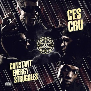"CES Cru ""Constant Energy Struggles"" Tracklist, Cover Art & Release Date"