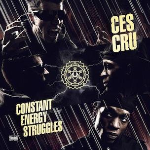 "CES Cru ""Constant Energy Struggles"" Tracklist, Cover Art & Release Date"