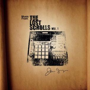J Dilla - Music From The Lost Scrolls Vol. 1