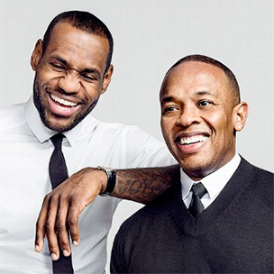"Dr. Dre & LeBron James Cover ESPN The Magazine's ""The Music Issue,"" Share Workout Playlists"