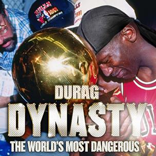 """Durag Dynasty """"360 Waves"""" Tracklist & Cover Art"""