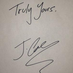 J. Cole - Truly Yours (Mixtape Review)