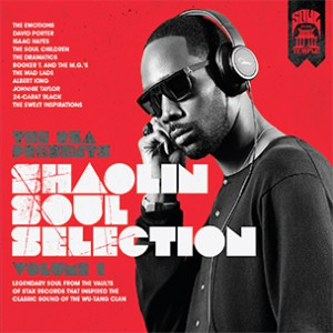 "Soul Temple Records To Release ""The RZA Presents Shaolin Soul Selection: Volume 1"""