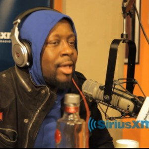"Wyclef Jean - ""Streetsweepers Radio Freestyle"""