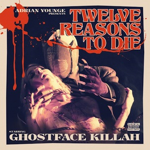 "Ghostface Killah & Killah Priest ""Twelve Reasons To Die"" Tour Dates"