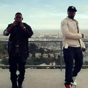 "50 Cent f. Kendrick Lamar - ""We Up"""