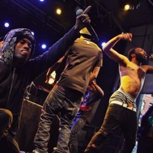 A$AP Rocky & A$AP Ferg - Take It Easy Freestyle