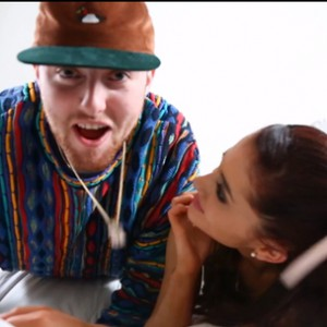 "Ariana Grande f. Mac Miller - ""The Way"""