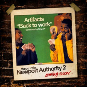 Marco Polo f. Artifacts - Back To Work