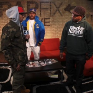 Cory Gunz - MTV Rapfix Live Freestyle