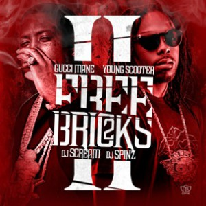 Gucci Mane & Young Scooter f. Waka Flocka Flame - Remix Rerock