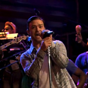 "Justin Timberlake - ""Let The Groove Get In"" [Jimmy Fallon Performance]"