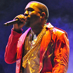 "Kanye West Rants About Placement On MTV's ""Hottest MCs"" List"