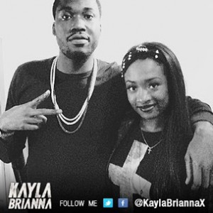 Kayla Brianna f. Meek Mill - I Got That