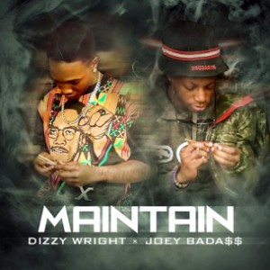 Dizzy Wright f. Joey Bada$$ - Maintain