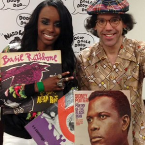 Angel Haze - Nardwuar Interview