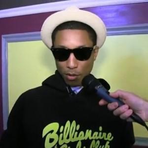 Pharrell Williams - Nardwuar Interview