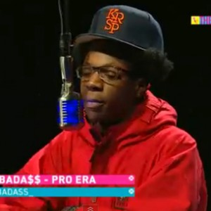 "Joey Bada$$ & Pro Era - ""The Back Room"" Freestyle"