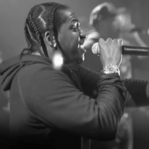 "Pusha T - ""Wrath Of Caine"" Tour Performance"