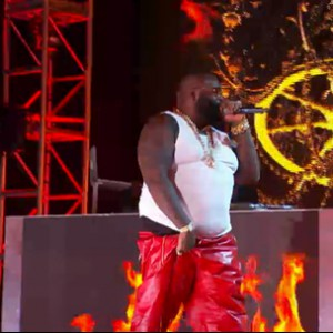"Rick Ross & Meek Mill - ""BET Rip The Runway"" [Live Performance]"
