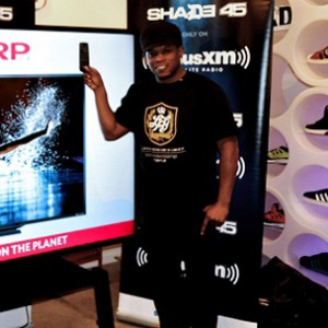 Sway Gifted With 90-Inch Flat Screen TV Following Kanye West's Comments