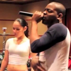 "Wyclef Jean f. Uncle Murda - ""Pop Ya Belly Ring"" [In-Studio Live Performance]"