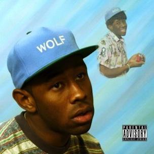 "Tyler, The Creator ""Wolf"" Tracklist"
