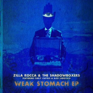 Zilla Rocca & The Shadwoboxers f. Alex Ludovico & Curly Castro - We Got Fangs This Year