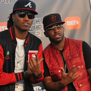 Future & Rocko To Record Album Together
