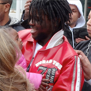 Chief Keef Released From Juvenile Detention Center