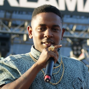 "Kendrick Lamar ""Feels Good"" To Be Named ""Hottest MC"" By MTV"
