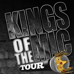 LL Cool J, Ice Cube, Public Enemy & De La Soul Announce Kings Of The Mic Tour Dates