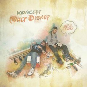 Koncept - Malt Disney EP (Mixtape Review)