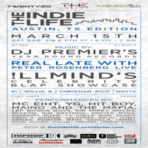 The Indie Life SXSW Showcase Giveaway