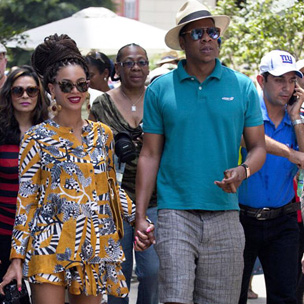 Jay-Z & Beyonce's Cuba Trip Reportedly Licensed By U.S. Treasury Department