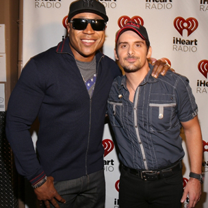 "LL Cool J & Brad Paisley Defend ""Accidental Racist"""