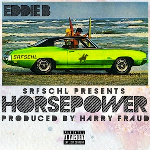 "Eddie B & Harry Fraud ""Horsepower EP"" Stream & Download"