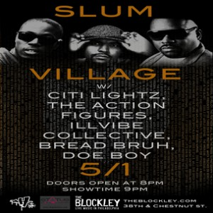 Slum Village Concert Ticket Giveaway