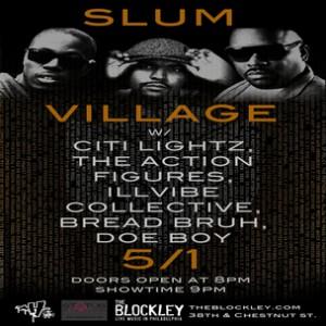Slum Village Concert Ticket Giveaway