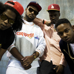 Black Hippy To Cover Next Issue Of RESPECT Magazine