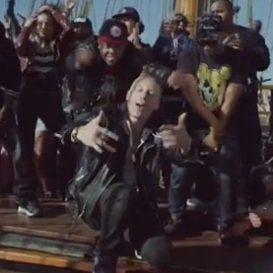 "Macklemore & Ryan Lewis f. Ray Dalton - ""Can't Hold Us"""