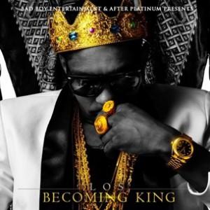 King Los f. Wiz Khalifa & Mickey Shiloh - Burn Slow