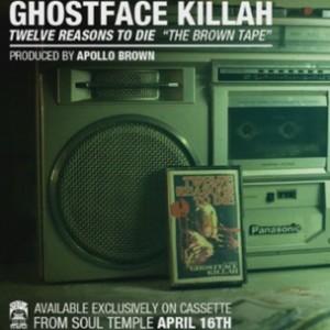 Ghostface Killah f. Masta Killa, U-God, Killa Sin & Inspectah Deck - Murder Spree Remix [Prod. Apollo Brown]