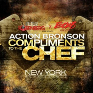 Action Bronson f. Lauriana Mae - Compliments To The Chef [Prod. Harry Fraud]
