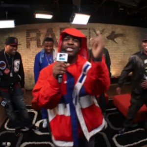 Troy Ave, A$AP Ferg, Torae & Special Ed - MTV RapFix Live Freestyle