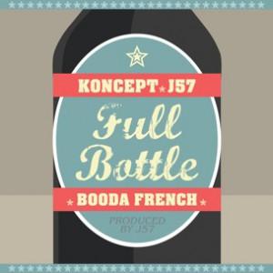 J57, Booda French & Koncept - Full Bottle